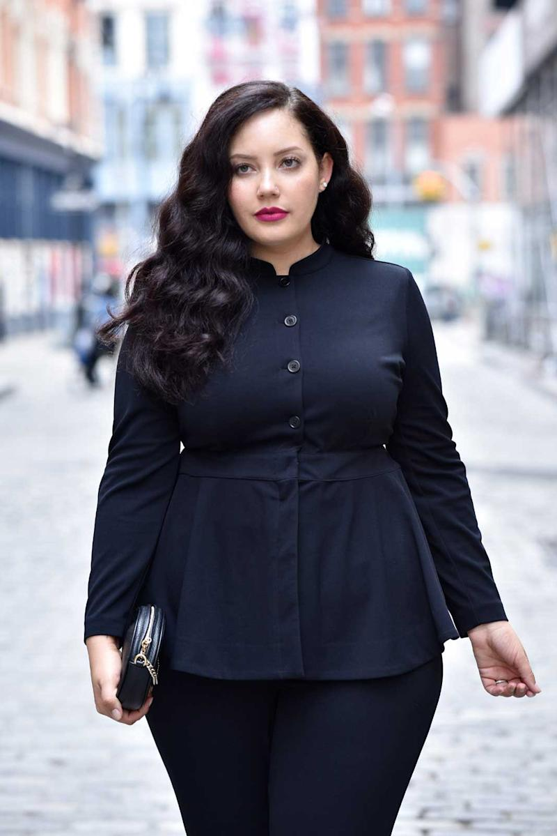 303007664187 Girl With Curves collaborates with Lane Bryant
