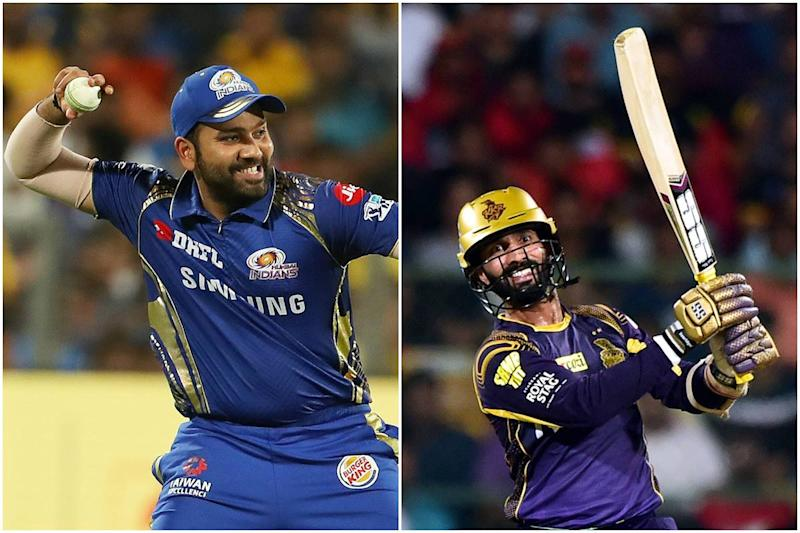 IPL 2020: Mumbai Indians vs Kolkata Knight Riders: Highest Run Scorers and Leading Wicket-takers From Both Sides
