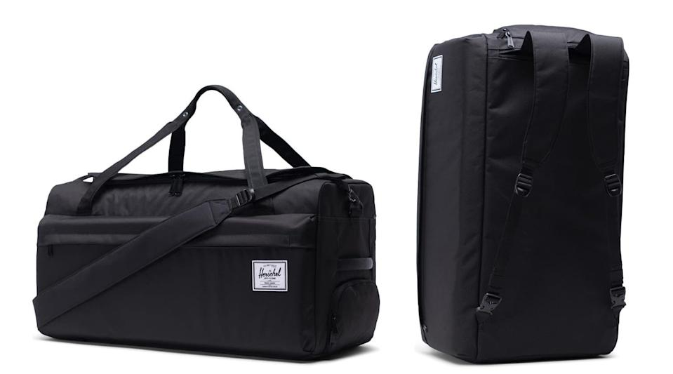 The best gifts for men: Herschel Supply Co. Outfitter Convertible Duffle Bag
