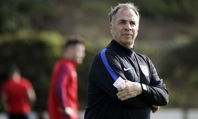 "<span class=""element-image__caption"">If the US fails to beat Honduras, the Americans would be winless in the final round of World Cup qualifying with seven games left. </span> <span class=""element-image__credit"">Photograph: Jae C Hong/AP</span>"