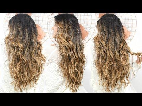 "<p>That's right: You <em>can</em> get beachy waves with your flat iron. First, be sure to apply some <a href=""https://www.amazon.com/ArtNaturals-Thermal-Hair-Protector-Spray/dp/B016V5H6MM/"" target=""_blank"">heat protectant spray</a> on your freshly washed and dried hair. Then, use your flat iron by clamping your hair and flipping it upwards to create texture, instead of clamping it and pulling it straight down. Slide it down slowly to help lock in the curls. Finish with a texturizing or <a href=""https://www.prevention.com/beauty/g27465910/best-sea-salt-sprays/"" target=""_blank"">sea salt spray</a> to complete the look. <a href=""https://www.amazon.com/KIPOZI-Professional-Straightener-Adjustable-Temperature/dp/B06XSVMZMH/ref=sr_1_2_sspa"" target=""_blank""><br></a></p><p><a class=""body-btn-link"" href=""https://www.amazon.com/KIPOZI-Professional-Straightener-Adjustable-Temperature/dp/B06XSVMZMH/ref=sr_1_2_sspa?tag=syn-yahoo-20&ascsubtag=%5Bartid%7C2141.g.27433308%5Bsrc%7Cyahoo-us"" target=""_blank"">SHOP FLAT IRON</a></p><p><a href=""https://www.youtube.com/watch?v=Cr3x-Bz1Ci8"">See the original post on Youtube</a></p>"
