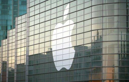 The Apple logo on a building in San Francisco. Apple won more than $1 billion in a massive victory on August 25, 2012 against Samsung, in one of the biggest patent cases in decades. Rival Apple says that it reserves the right to seek permanent injunctions banning the sale of all 28 Samsung devices which a jury on Friday found infringed its patents