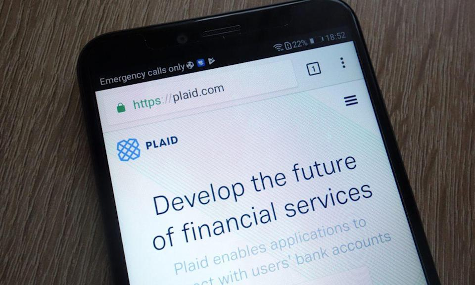 Plaid Open Banking