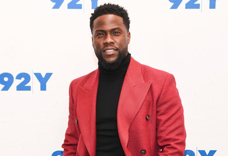 Kevin Hart released from hospital after spine-breaking car crash