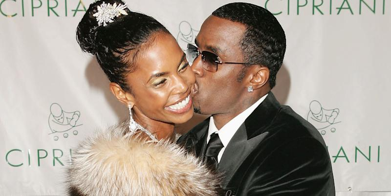 Sean 'Diddy' Combs Hosts Private Memorial for Kim Porter