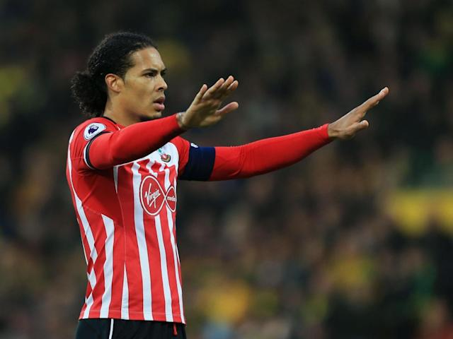Jürgen Klopp's pursuit of Virgil van Dijk was so public that when they did not sign him it resulted in failure