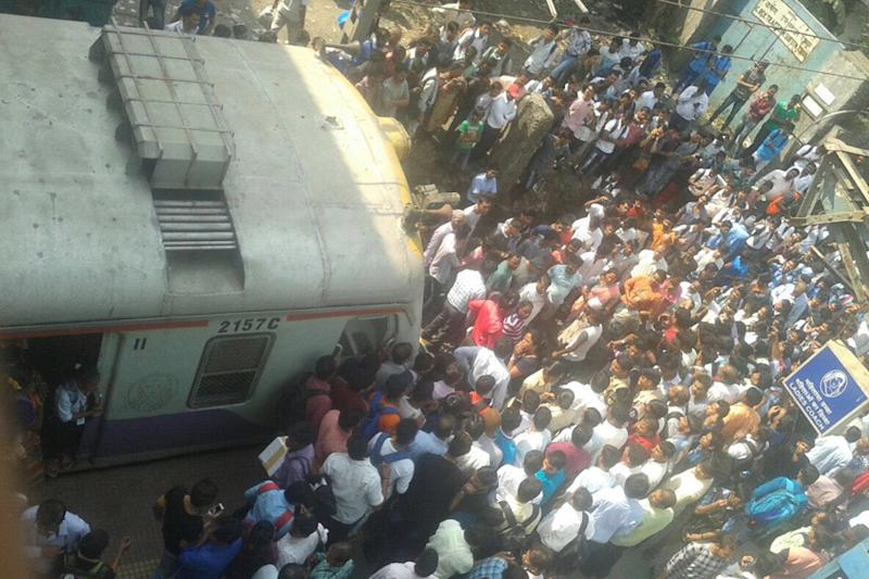 Mumbai Brought to a Halt After Protest Against Pune Caste Violence