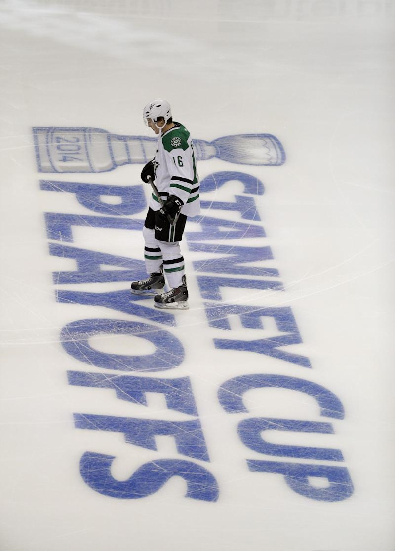 Stars home, ready for return of playoffs to Dallas