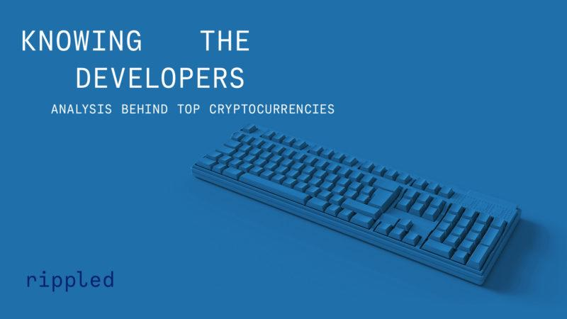 Knowing the developers: an analysis of Rippled
