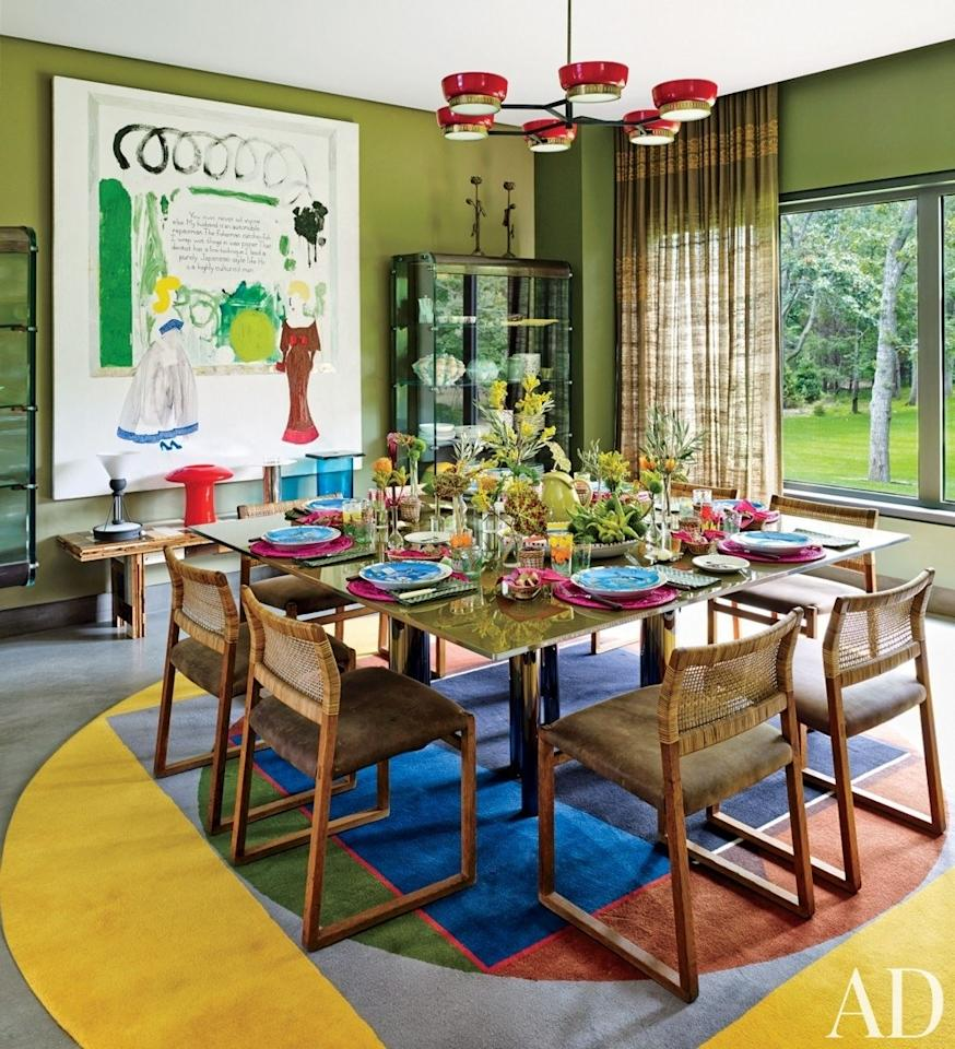 Dining room paint colors ideas and inspiration for Room decorating ideas yahoo answers