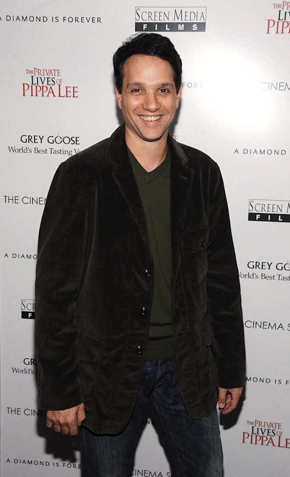 """<a href=""""http://movies.yahoo.com/movie/contributor/1800052185"""">Ralph Macchio</a> at the New York City Cinema Society screening of <a href=""""http://movies.yahoo.com/movie/1810025242/info"""">The Private Lives of Pippa Lee</a> - 11/15/2009"""