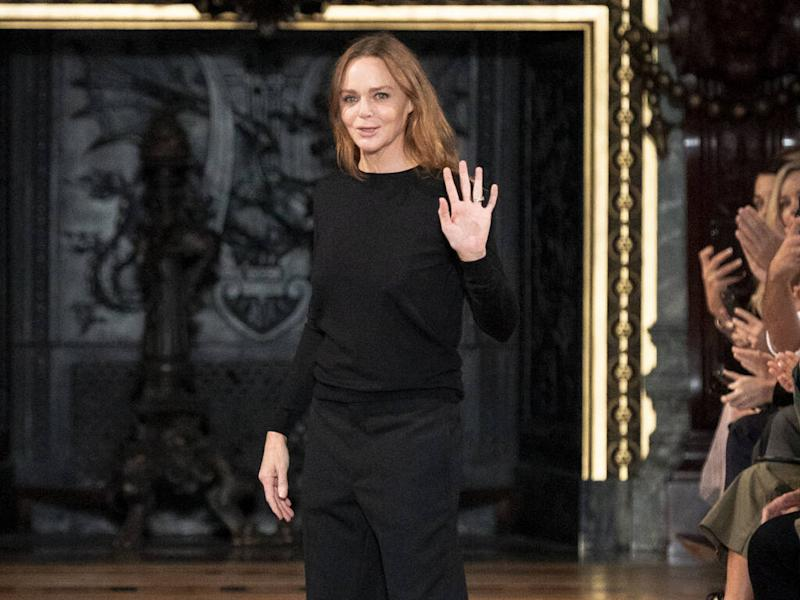 Stella McCartney wishes fashion designers received incentives to be green