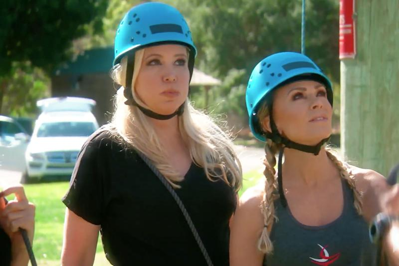 Real Housewives Of Orange County Premiere Recap Ropes And Dopes