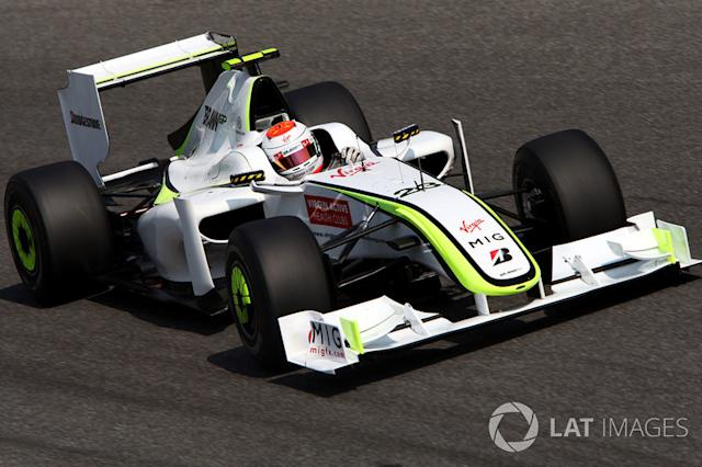 "2009 - Brawn <span class=""copyright"">Sutton Motorsport Images</span>"