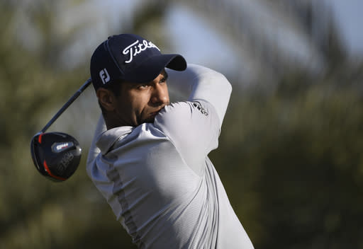 Rai wins Scottish Open after playoff with Fleetwood
