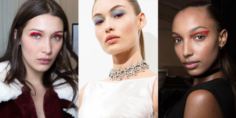 <p>These are the fall hair, makeup, and nail moments we loved backstage.</p>
