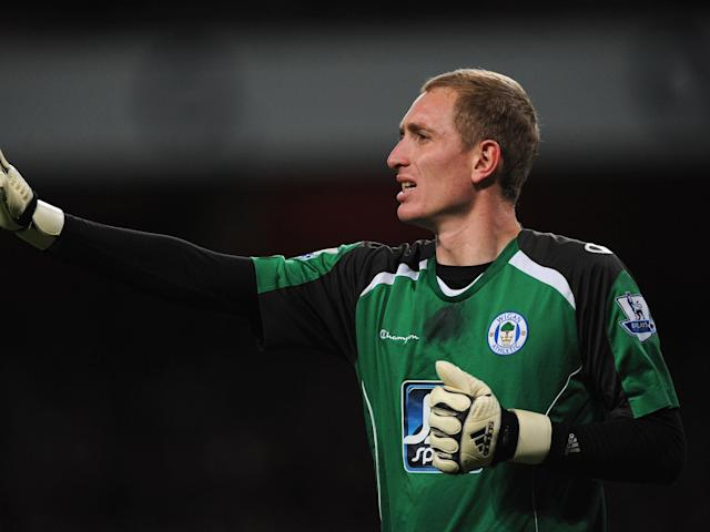 Former Liverpool and England goalkeeper Chris Kirkland opens up about his battle with depression
