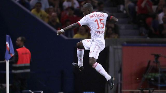The Ivory Coast international was on song with a goal and an assist as Le Tefece secured a spot in the next round of the Coupe de la Ligue