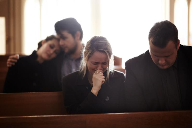 Grieving is a very personal experience.  (Photo: Urilux via Getty Images)
