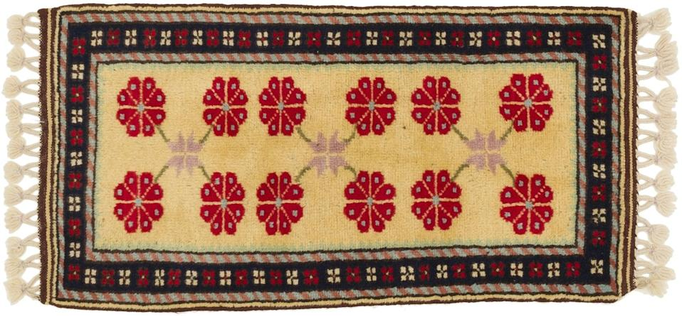 """<h2>Revival Rugs<br></h2>When it comes to rugs, """"revival"""" reigns supreme. This is where you can feel like an insider in the rug market, browsing a curated selection of vintage and used rugs from around the world. <br><br> Angonita Vintage Oriental Rug, $, available at <a href=""""https://go.skimresources.com/?id=30283X879131&url=https%3A%2F%2Fwww.revivalrugs.com%2Fproducts%2Fvintage-oriental-rug-angonita"""" rel=""""nofollow noopener"""" target=""""_blank"""" data-ylk=""""slk:Revival"""" class=""""link rapid-noclick-resp"""">Revival</a>"""