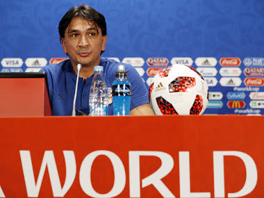 FIFA World Cup 2018: English media's lack of respect may have given Croatia extra motivation, admits coach Zlatko Dalic