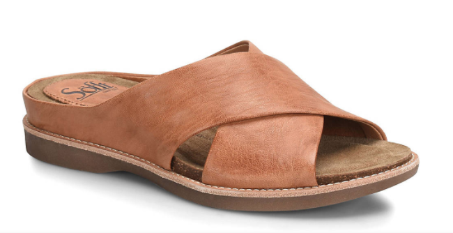 The round open toe gives your piggies room to breathe. (Photo: DSW)
