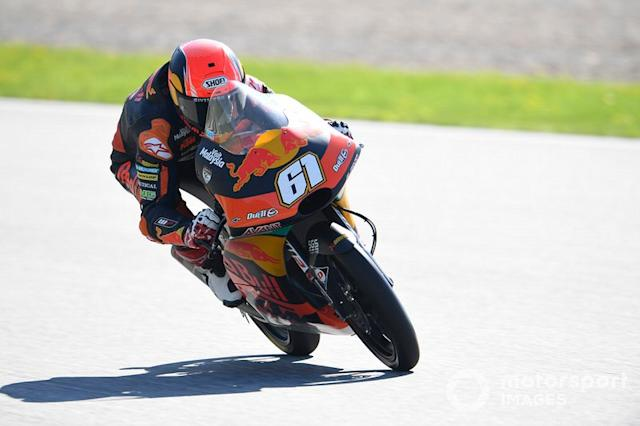 "Can Oncu, KTM Ajo <span class=""copyright"">Gold and Goose / LAT Images</span>"