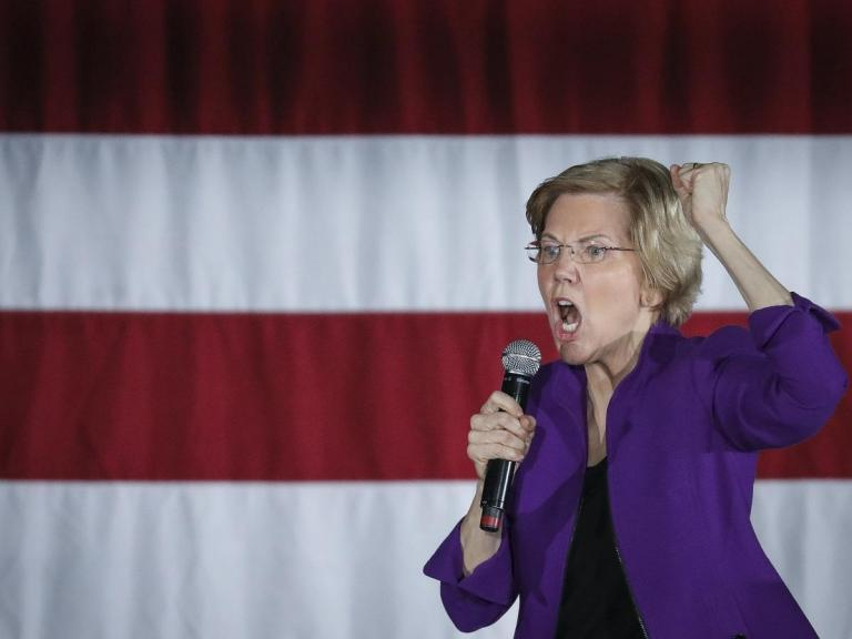 Elizabeth Warren thinks getting rid of the electoral college would be an easy win for the Democrats. I wouldn't be so sure
