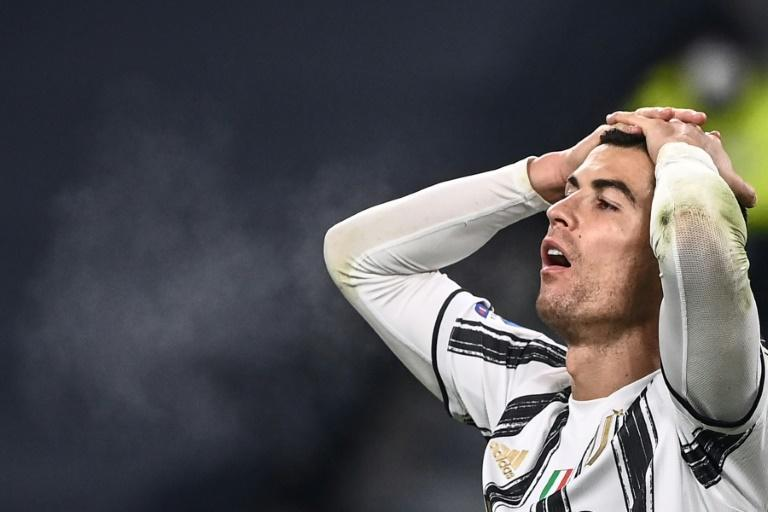 Cristiano Ronaldo's Juventus fell to their first Serie A defeat this season.