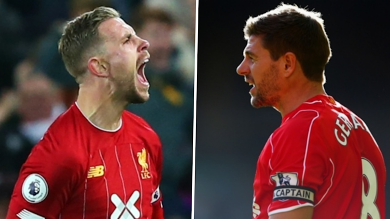 'Who else but Henderson could be captain after Gerrard?' - Reds skipper hailed by Carragher for outperforming big-money buys