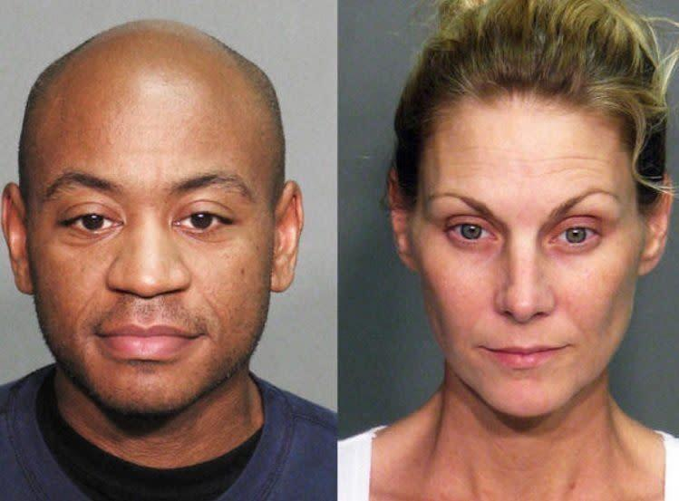 Grant and Amanda Hayes <span>divorced</span> after she was indicted in Texas. Because Grant Hayes is serving a life sentence, Fort Bend County prosecutors said they decided not to seek an indictment against him. (Photo: Fort Bend County Sheriff's Office)