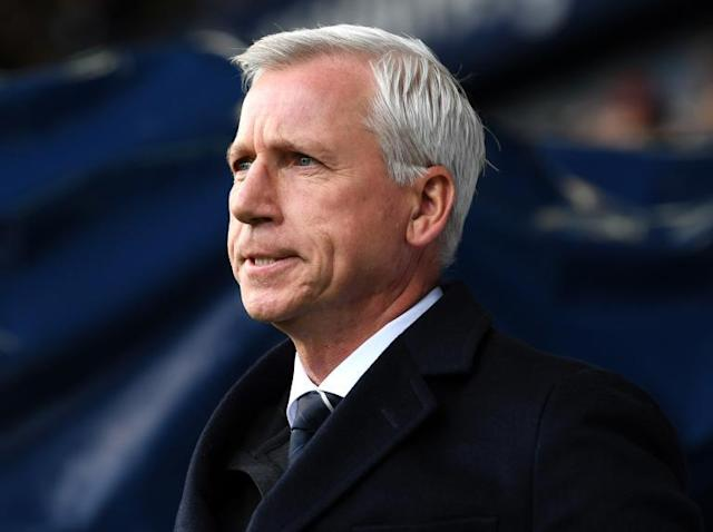 Alan Pardew says he wanted to 'make a statement' by stripping Jonny Evans of the West Brom captaincy