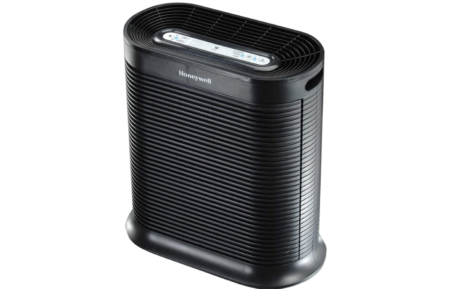 Dry air? This Honeywell air purifier also humidifies! (Photo: Amazon)