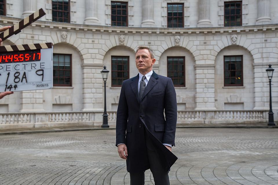 Spectre (MGM/Eon/Sony Pictures)