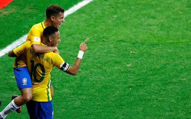 Neymar Courts Liverpool Star for Summer Move to Barcelona