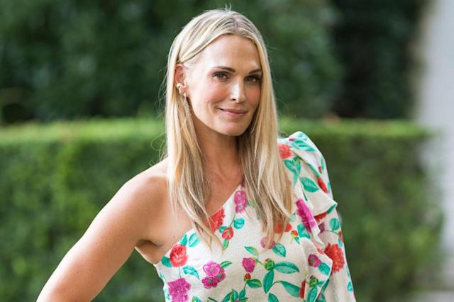 "Molly Sims gives her take on ""anti-aging."" (Photo: Getty Images)"