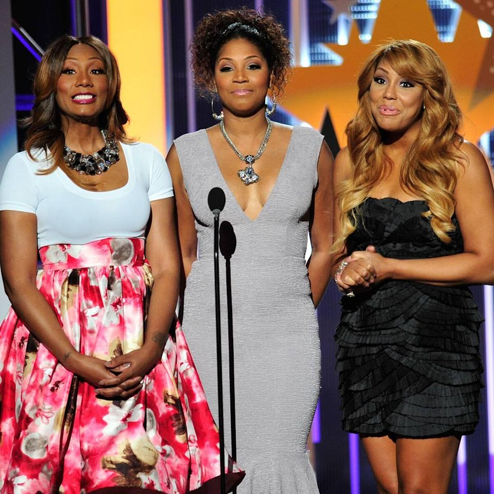 Tamar Braxton's Sisters Towanda & Trina Open Up About Her Suicide Attempt