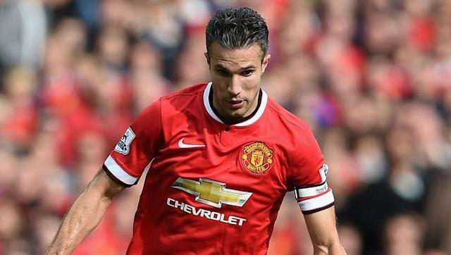 <p>Having initially captained United during pre-season of David Moyes' ill-fated season in charge, Robin van Persie wore the armband for the first time officially in October 2014 in a Premier League game against Everton.</p> <br><p>Rooney was suspended at the time and Van Gaal turned to his fellow countryman to lead the team on the day. The game saw a rare Radamel Falcao goal after the Colombian scored the winner in an important 2-1 victory.</p>