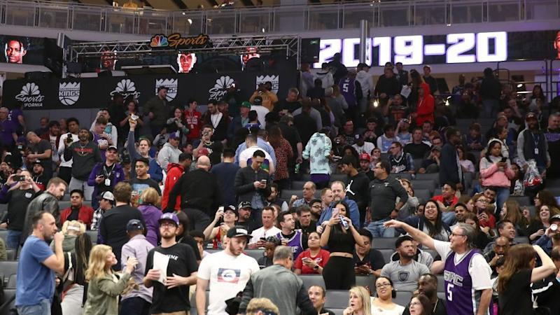 Pelicans Vs. Kings game cancelled