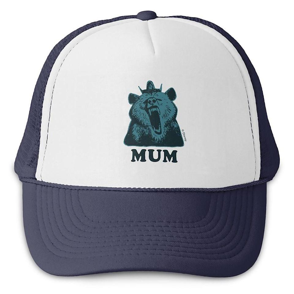 <p>The <span>Merida MUM Trucker Hat</span> ($15) is perfect for keeping sun out of their eyes.</p>
