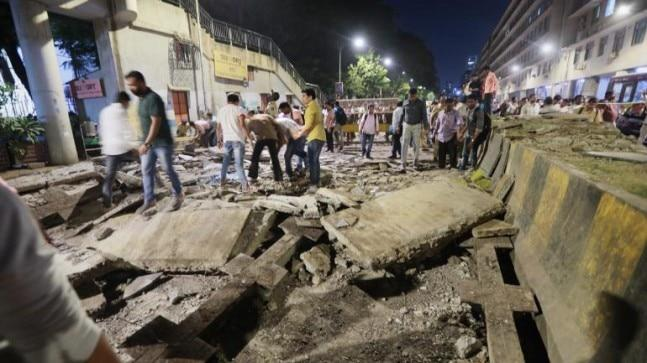 The Brihanmumbai Municipal Corporation's (BMC) vigilance department has submitted its preliminary report in the foot overbridge collapse at CST station that killed six people and left 35 injured on the evening of March 14.