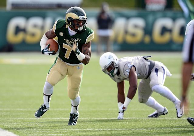 Colorado State grants release to potential starting RB Donnell Alexander