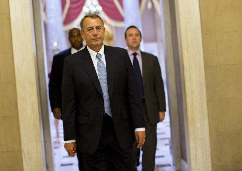Shutdown in 3rd day with Obama, Hill at impasse