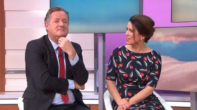 Piers Morgan was left with egg on his face after trying to humiliating Hayley from 'Love Island'