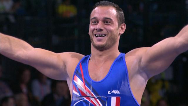 France's Samir Ait Said punches ticket to Tokyo Olympics with performance