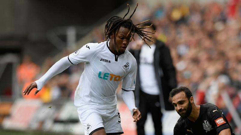 Renato Sanches Swansea Newcastle