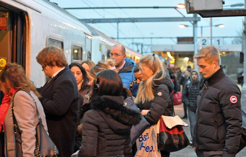 Disruption: passengers once again face delays and cancellations: PA