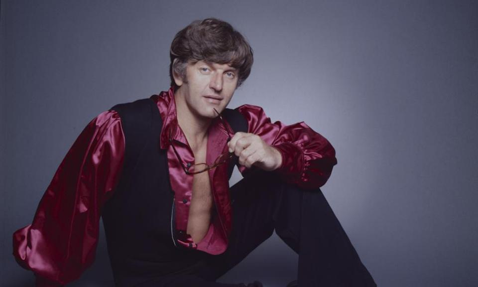 David Prowse in the 1970s.
