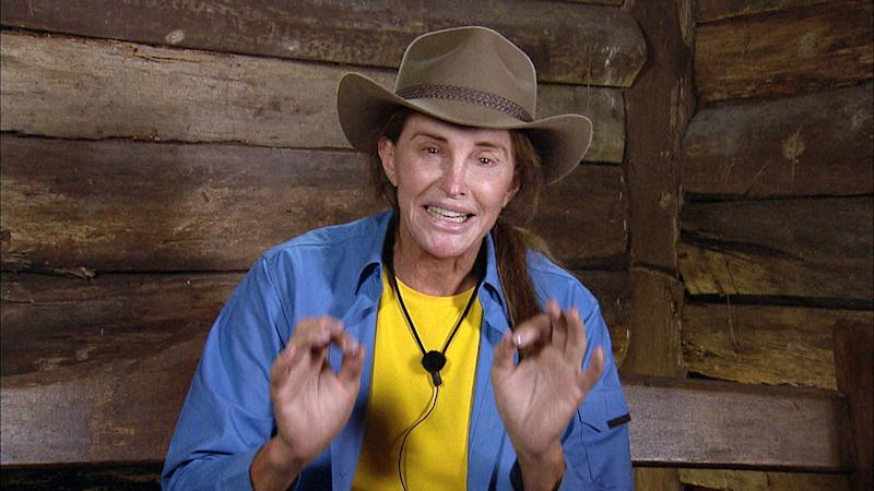 Jenner previously starred on the U.S. version of I'm a Celebrity in 2003. (Photo: ITV/Shutterstock)