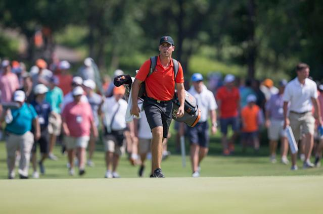 No. 1 Oklahoma State knocked off Texas A&M and Auburn at to set up a clash with Alabama in Wednesday's final as it tries to win its 11th NCAA team title